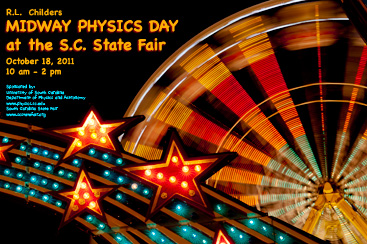Midway Physics Day Poster 2011